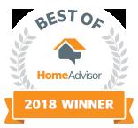 Home advisor 2018 winner