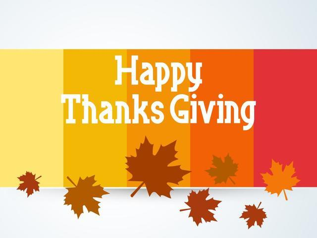 Happy Thanksgiving from Weatherization Plus