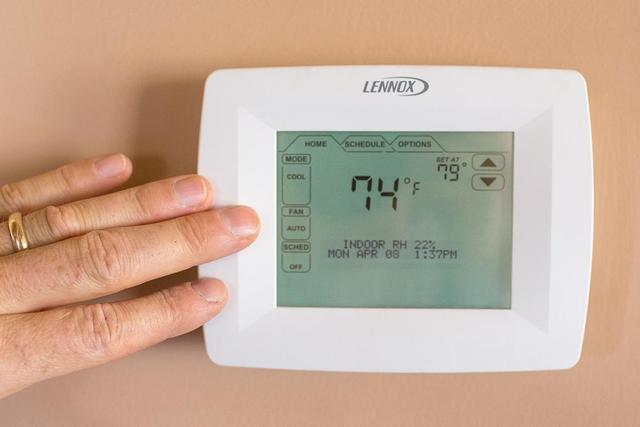 Thermostats should be checked