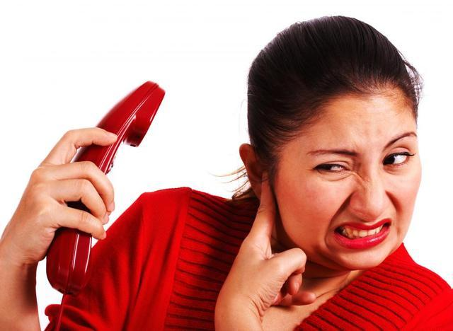 We don't want you to call us because you're problems haven't been solved!